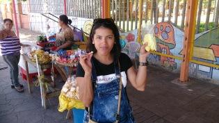 Tamara en Managua